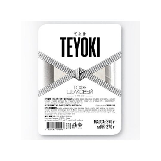 "Тофу  шёлковый ""Teyoki"", 390 г"