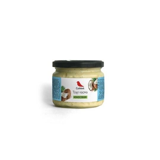 """Тофу паста кокосовая """"Соймик"""", 300 гр."""