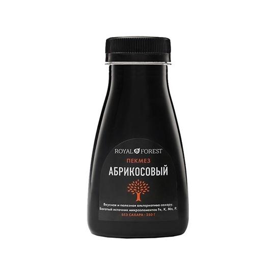 АБРИКОСОВЫЙ ПЕКМЕЗ ROYAL FOREST, 250 ГР