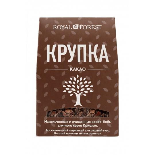 Какао-крупка Royal Forest, 100 гр