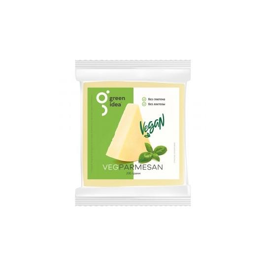 """Сыр веганский пармезан """"Green Idea"""", 200 г"""